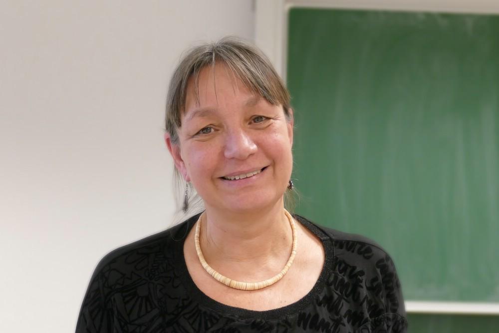 Ursula Kocs, Leiterin der Evangelischen Pflegeakademie